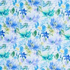 Cornflower Decorator Fabric by RM Coco