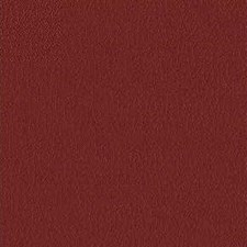 Burgundy/Red Faux Leather Decorator Fabric by Kravet