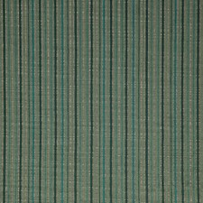 Blue/Turquoise Traditional Decorator Fabric by JF