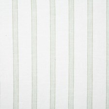 Green Stripe Decorator Fabric by Pindler