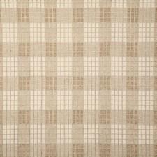 Hemp Check Decorator Fabric by Pindler