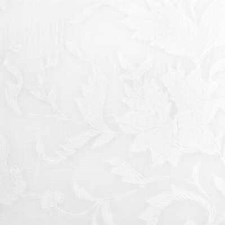 White Sheer Decorator Fabric by Groundworks