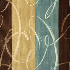 Mocha Print Decorator Fabric by Lee Jofa
