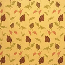 Wine Botanical Decorator Fabric by Groundworks