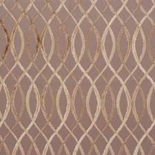 Taupe/Stone Modern Decorator Fabric by Groundworks