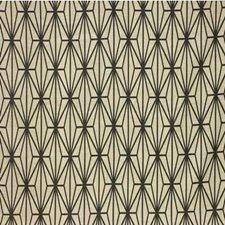 Ivory/Ebony Print Decorator Fabric by Groundworks