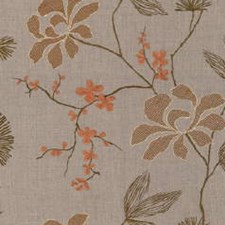 Clay Embroidery Decorator Fabric by Groundworks
