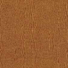 Russet Contemporary Decorator Fabric by Groundworks