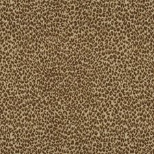 Cocoa Animal Decorator Fabric by Groundworks