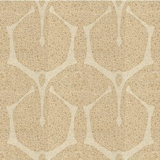 Sand Contemporary Decorator Fabric by Groundworks