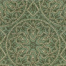 Pewter Print Decorator Fabric by Groundworks