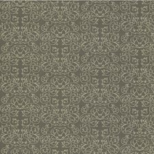 Metal Botanical Decorator Fabric by Groundworks