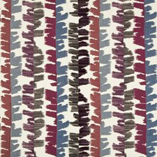 Mauve/Grey Contemporary Decorator Fabric by Groundworks