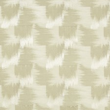 Ivory/Ice Modern Decorator Fabric by Groundworks