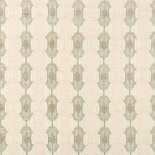Rose Contemporary Decorator Fabric by Groundworks