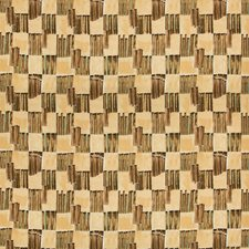 Bronzed Modern Decorator Fabric by Groundworks