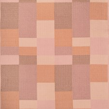 Cinnamon Check Decorator Fabric by Groundworks