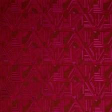 Rose Shocking Decorator Fabric by Scalamandre