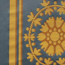 Faience Decorator Fabric by Scalamandre