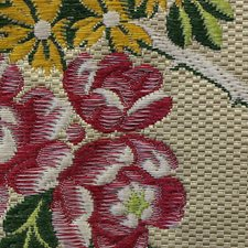 Parchmemin Decorator Fabric by Scalamandre