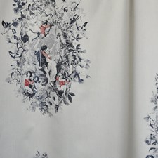 Encre Decorator Fabric by Scalamandre