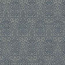 Indigo Decorator Fabric by Kasmir