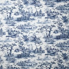 Sapphire Traditional Decorator Fabric by Pindler