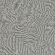 Cocoa/silver Decorator Fabric by Highland Court