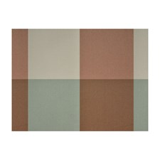 Copper Jade Plaid Decorator Fabric by Brunschwig & Fils