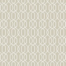 Creme/Beige/Taupe Transitional Decorator Fabric by JF