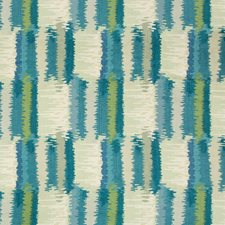 Peacock Modern Decorator Fabric by Kravet