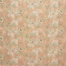 Fern Print Decorator Fabric by Laura Ashley