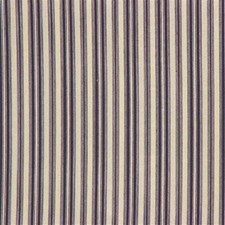 Pansy Stripes Decorator Fabric by Laura Ashley