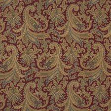 Vermillion Decorator Fabric by Ralph Lauren