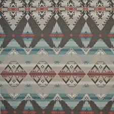 Turquoise Decorator Fabric by Ralph Lauren