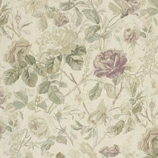 Vintage Rose Decorator Fabric by Ralph Lauren