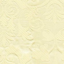 Cream Decorator Fabric by RM Coco
