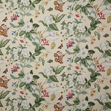 Cream Traditional Decorator Fabric by Pindler