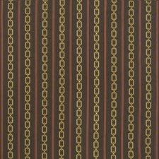 Maya Chocolate Decorator Fabric by Kasmir