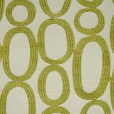 Green/Offwhite Traditional Decorator Fabric by JF