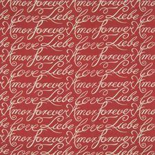 Lipstick Decorator Fabric by Kasmir