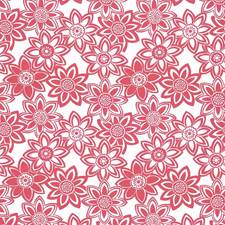 Hot Pink Decorator Fabric by Kasmir