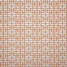 Orange Damask Decorator Fabric by Pindler