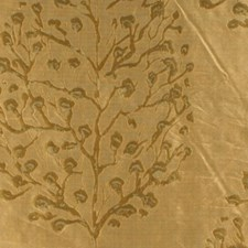 Golden Brown Decorator Fabric by RM Coco