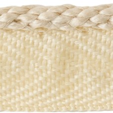 Cord With Lip White/Beige Trim by Threads