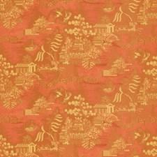 Terracotta Decorator Fabric by Lee Jofa