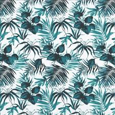 Teal Decorator Fabric by Kasmir
