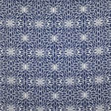 Indigo Decorator Fabric by Silver State