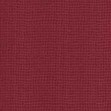 Cranberry Decorator Fabric by Kasmir
