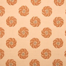 Desert Rust Decorator Fabric by Silver State